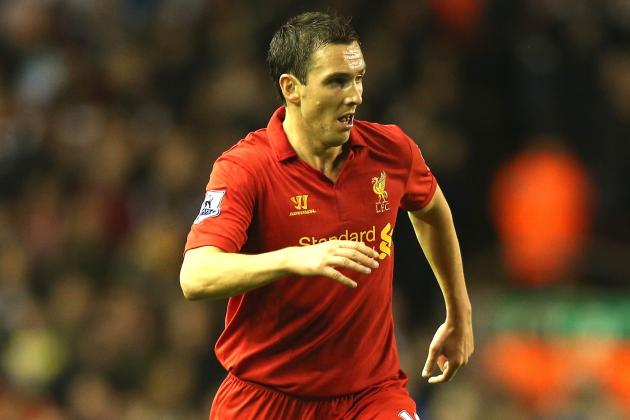 Liverpool Transfer News: Reds Reportedly Tell Stewart Downing He Can Leave Club