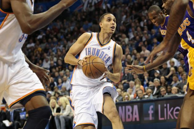 How Kevin Martin Adjusted to Playing for the Thunder