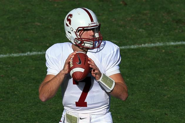 QB Brett Nottingham Tranferring from Cardinal