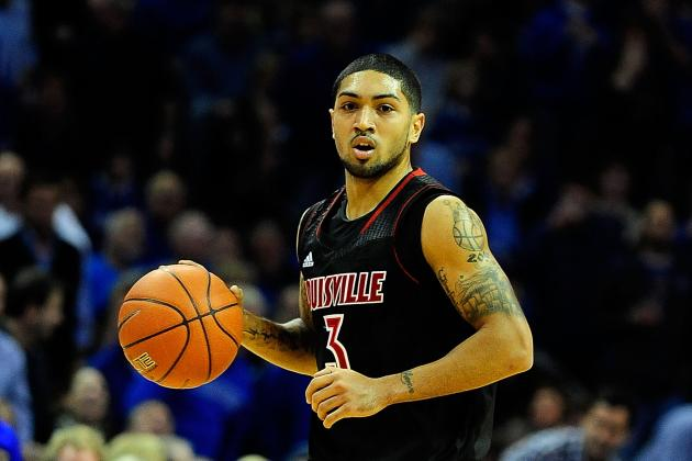 Louisville Basketball Claws Back to Take Down Memphis 87-78