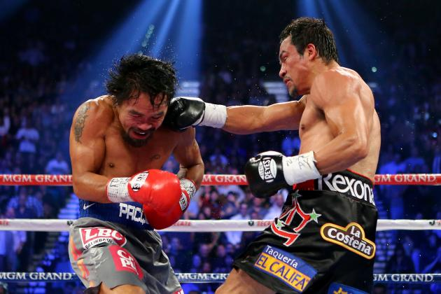 Pacquiao vs. Marquez 4: Pac-Man Must Win Next Fight After Shocking Upset Loss