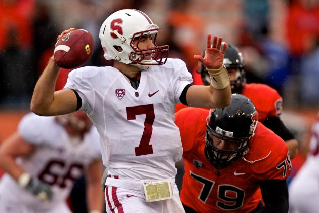 Brett Nottingham: Stanford QB Will Reportedly Transfer