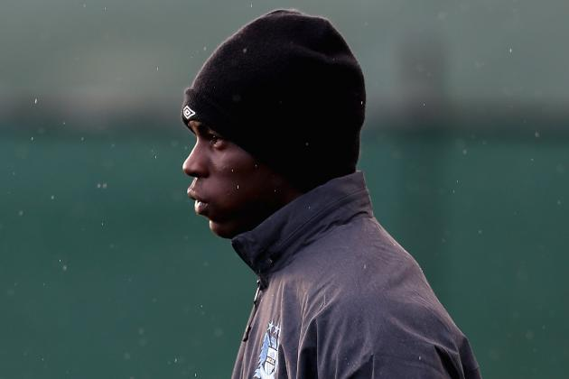 Balotelli Must Work Harder If He Wants to Play