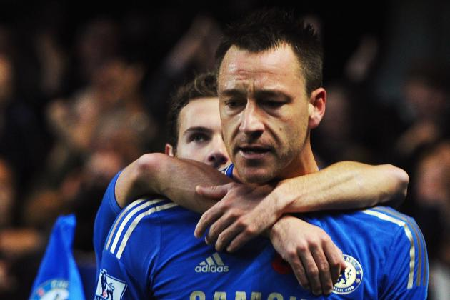 Long Distance Call: John Terry Gives Chelsea Team Talk.. from 6,000 Miles Away
