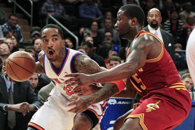 Cavs vs. Knicks