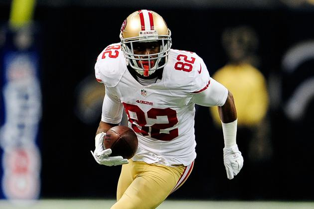 49ers WR Manningham out