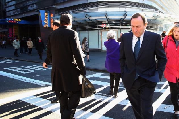 NHL Lockout: Why the Union Decertifying Will Ensure No 2012-2013 Season