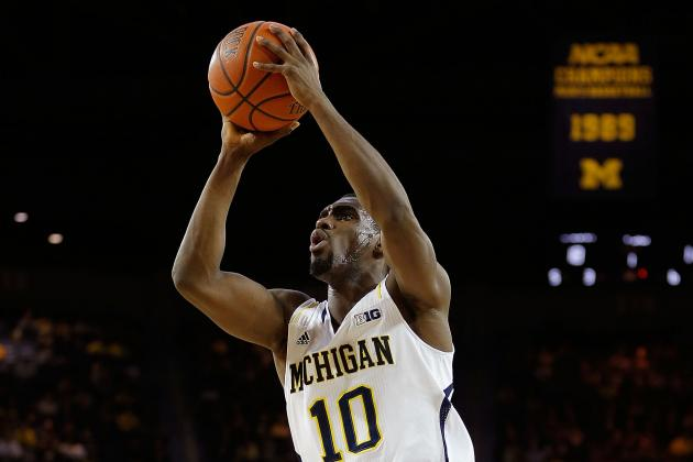 No. 3 Michigan Beats West Virginia 81-66