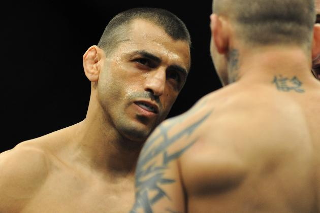 George Sotiropoulos Allegedly Knocked Out By Ross Pearson's Coach on TUF