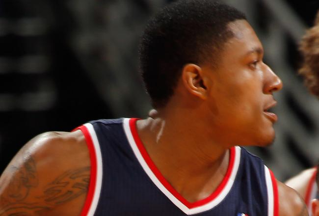 Beal is just 3-of-11 from the floor.