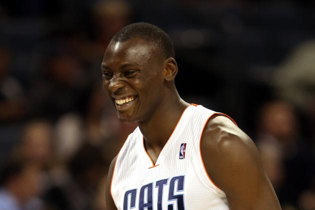 Bismack Biyombo Part of Problem, Not Solution, for Charlotte Bobcats
