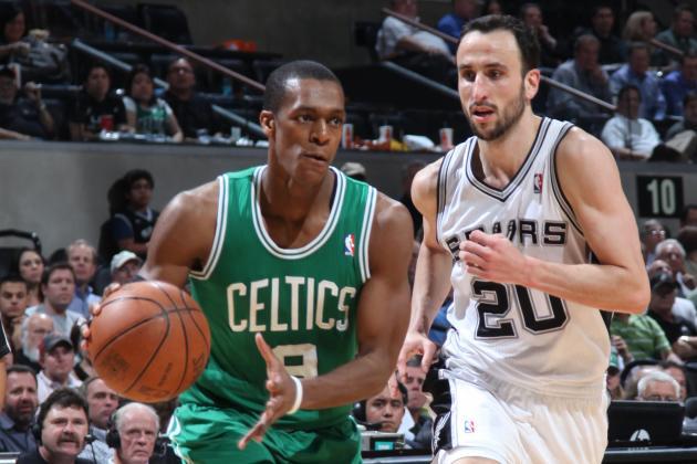 Boston Celtics vs. San Antonio Spurs: Live Score, Results and Game Highlights