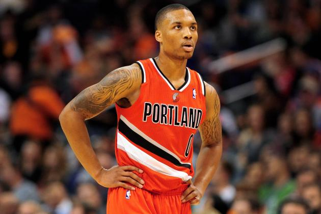 Why Damian Lillard, Not Anthony Davis, Will Be the 2012-13 Rookie of the Year