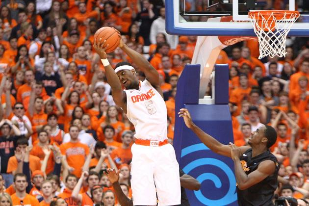 No. 4 Syracuse Routs Canisius