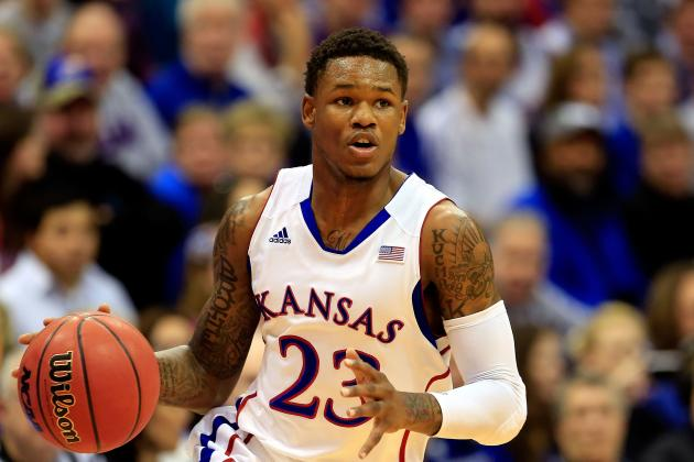 No. 9 Kansas 89, Belmont 60