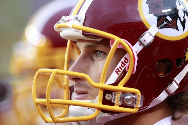 Kirk Cousins Reportedly to Start for Injured Robert Griffin III vs. Browns