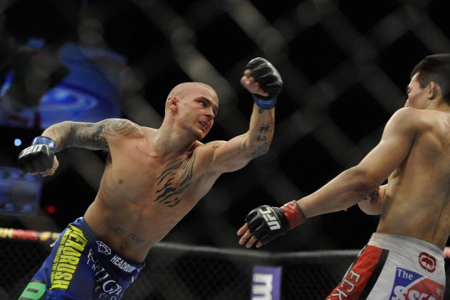 TUF 16 Finale Results: What We Learned from Poirier vs. Brookins