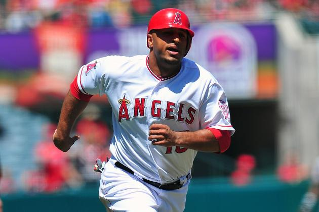 MLB Trade Rumors: Yankees, Angels Discuss Potential Vernon Wells Deal