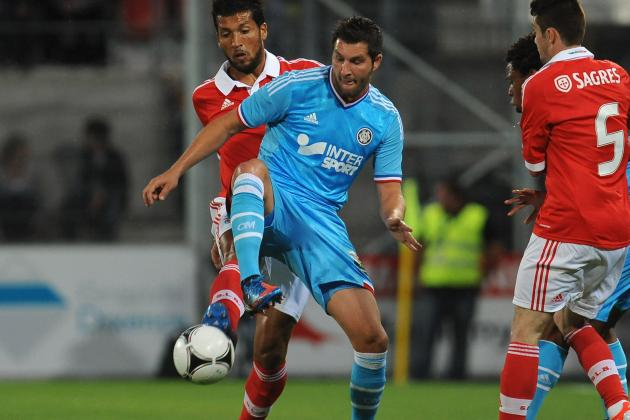 Gignac's Return Gives Marseille a Boost in Ligue 1 Title Chase