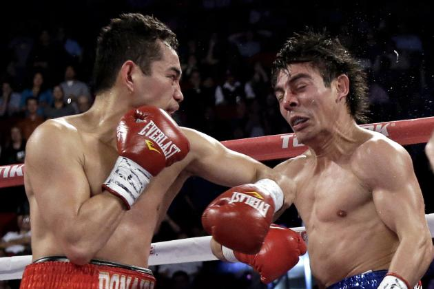 Nonito Donaire Defeats Jorge Arce Via 3rd-Round Knockout