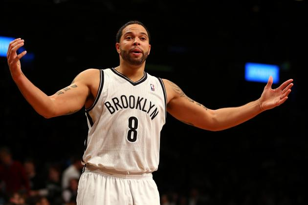 Nets Fall to Bulls, 83-82, as Deron Williams Missed Chance to Tie