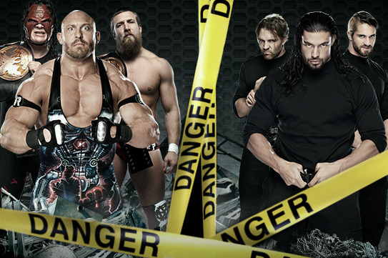 WWE TLC 2012: Previewing Ryback and Team Hell No vs. The Shield