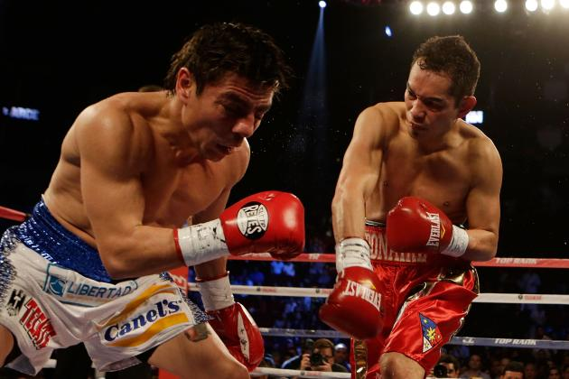 Nonito Donaire KO's Jorge Arce in 3 Rounds Solidfying Fighter of the Year?