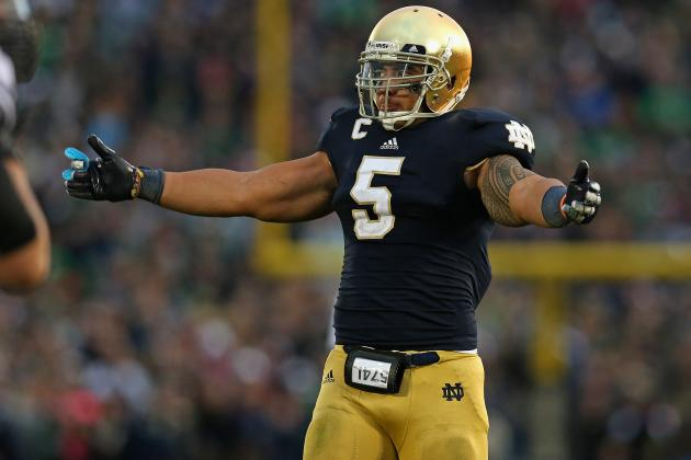 2013 NFL Mock Draft: Where Manti Te'o and Other Stars Will Land