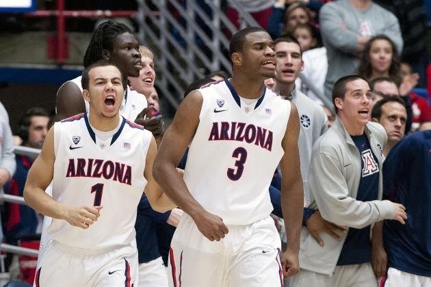 No. 8 Arizona Defeats No. 5 Florida with Last-Second Winner