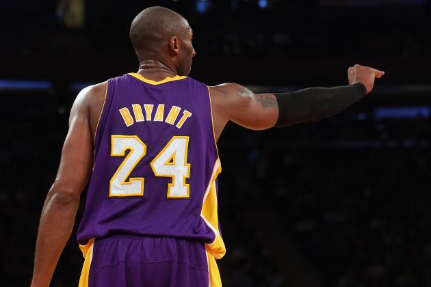 Kobe Bryant Will Put Up MVP Numbers Facilitating in 'Striker' Role