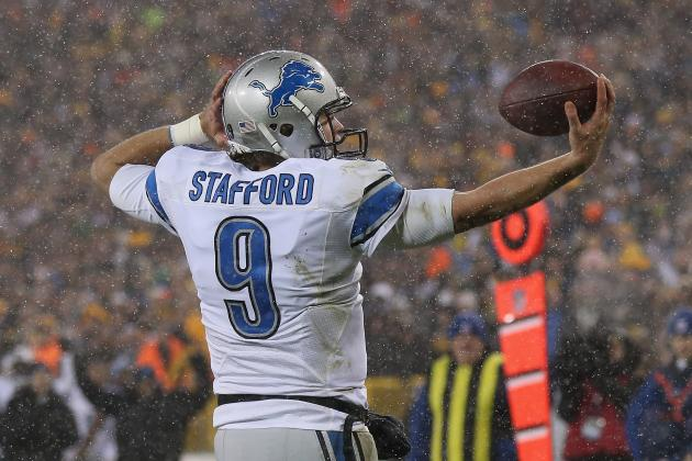 Lions vs. Cardinals: Detroit Can Set the Tone for 2013 in Week 15