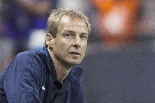USMNT: Would an Intrapool Scrimmage Alter Klinsmann's View of MLS?
