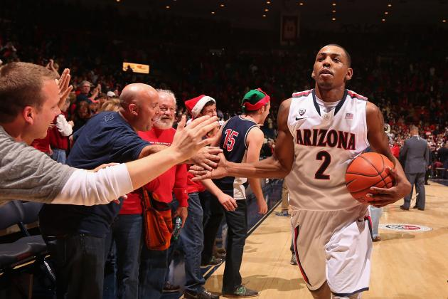 No. 8 Arizona Defeats No. 5 Florida with Last-Second Winner