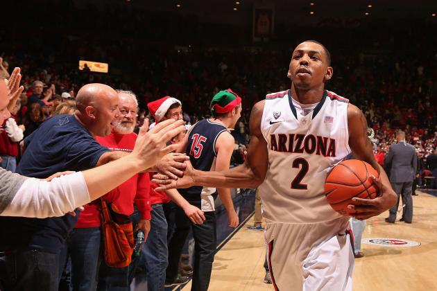 Arizona Beats Florida on Mark Lyons Game-Winner