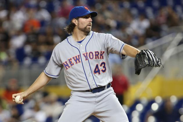 Multiple Players Added to Potential Dickey Deal