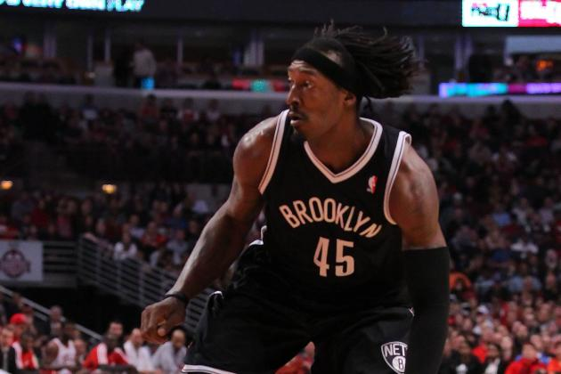 VIDEO: Blockmaster Gerald Wallace Swats 3 Dunks in One Game