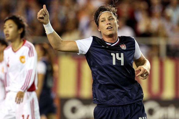Wambach Closes in on Hamm's Record
