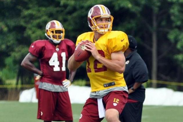 Redskins Backup QB Kirk Cousins Will Start for Robert Griffin III vs. Browns