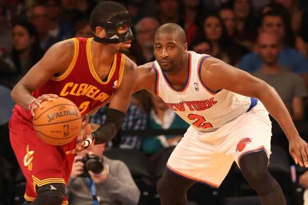 Kyrie Irving Adds to Mystique of Mask by Posting Career-High 41 Points