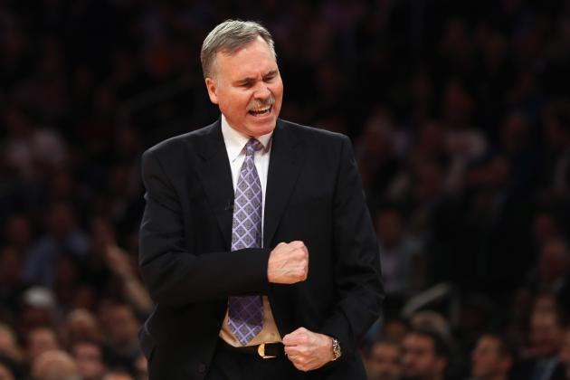 Breaking Down Why Mike D'Antoni System Doesn't Work for LA Lakers