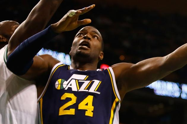 Report: Jazz Will Deal Al Jefferson or Paul Millsap Before Trade Deadline