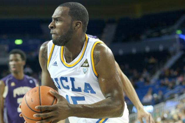 Muhammad Turns It on as UCLA Crushes Prairie View