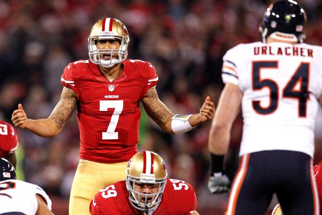 Colin Kaepernick Can Lead the San Francisco 49ers to the Super Bowl
