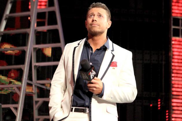 Is The Miz Losing Ground Due to Bad Booking by WWE?
