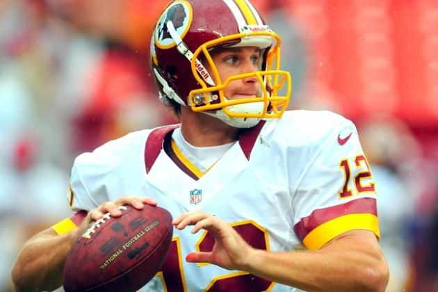 Washington Redskins vs. Cleveland Browns: Live Score, Highlights and Analysis