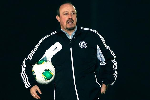 Benitez Talks Wasted Opportunities vs. Corinthians