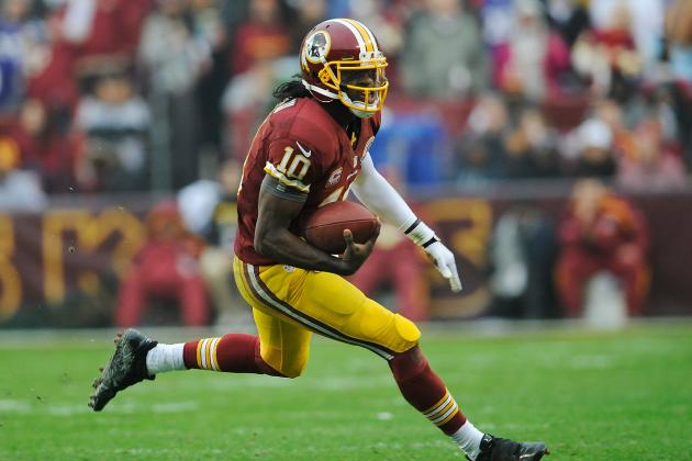 Robert Griffin III: Redskins Smart to Rest Injured Quarterback vs. Browns