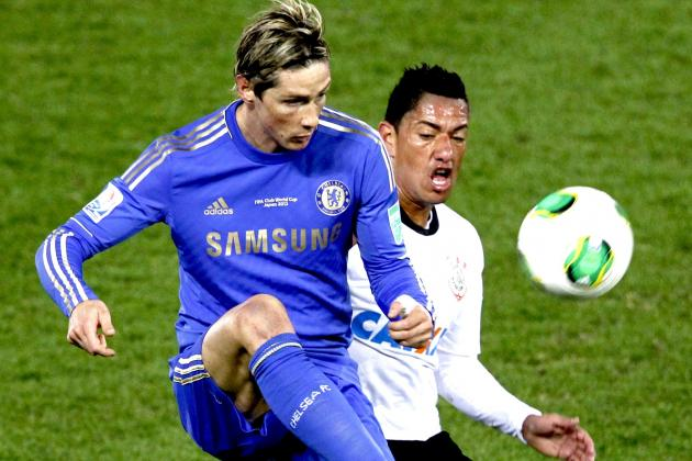 Chelsea vs. Corinthians: Club World Cup Live Score, Highlights, Recap