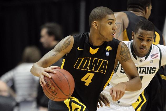 Devyn Marble's Record Shooting Day Lifts Iowa Past UNI