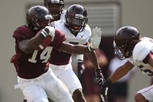 Hokies Using Part of Bowl Practice to Evaluate Younger Players